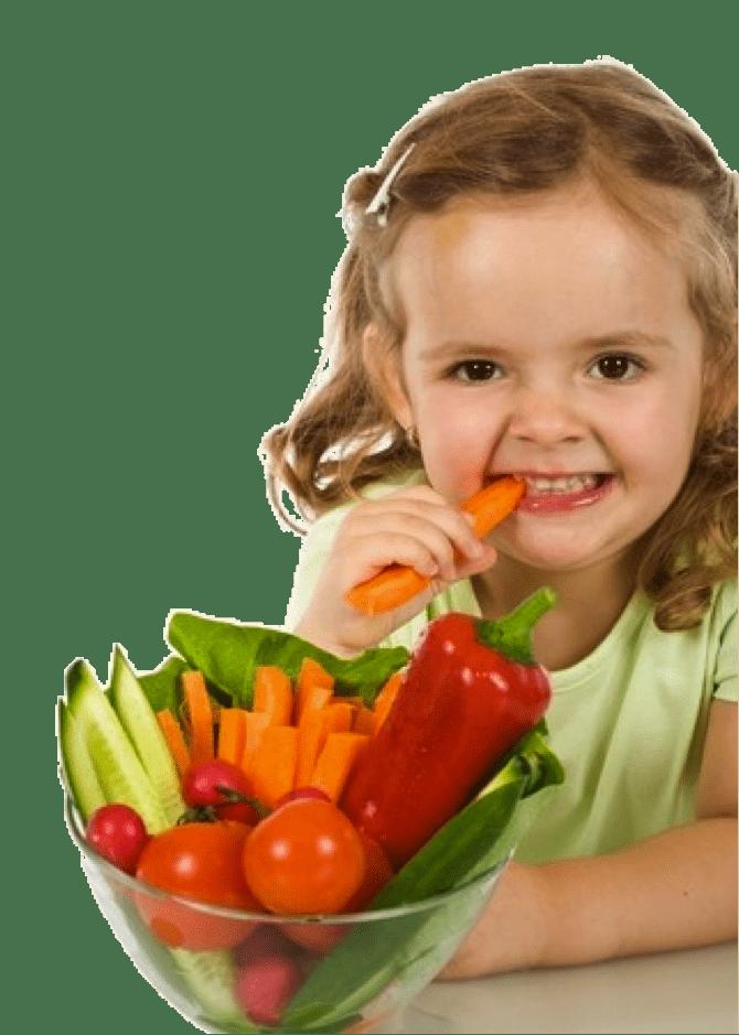 123rf-Healthy Snacking Girl no bkgrnd