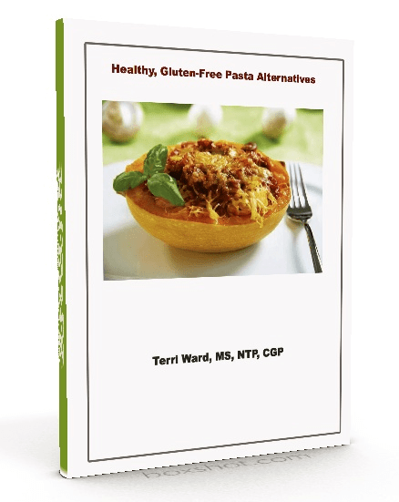 Free Recipes for Healthy, Gluten-Free Pasta Alternatives