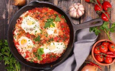Shakshuka for a Healthy, Veggie-Packed Breakfast
