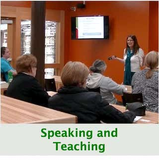 Terri Ward Teaching Class