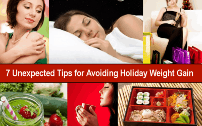 7 Unexpected Tips for Avoiding Holiday Weight Gain